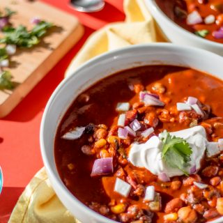 Chocolate Chipotle Chili (Gluten-Free)