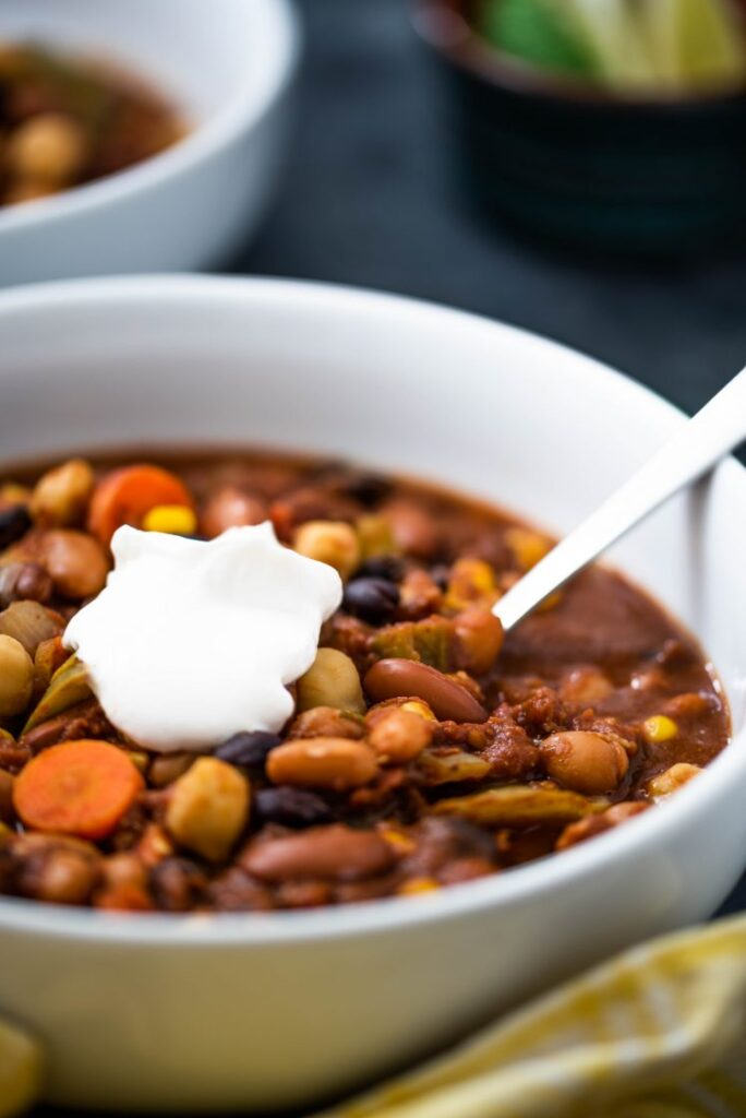chocolate chipotle chili nutfreevegan