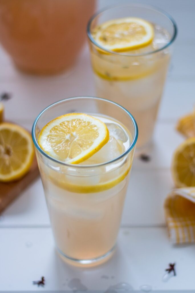 Lavender-Infused Lemonade Recipe — Dishmaps