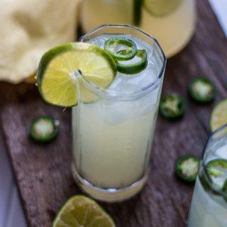 Jalapeño Limeade