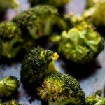 Roasted Broccoli with Garlic | www.thenutfreevegan.net