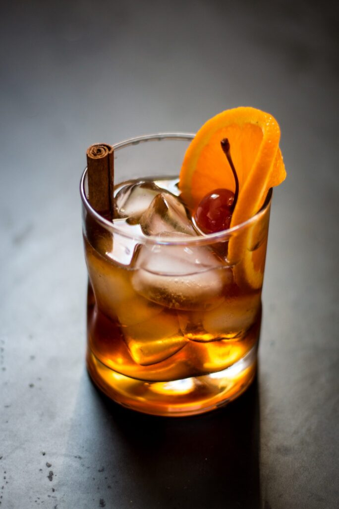 Maple Old-Fashioned | The Nut-Free Vegan