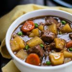 "Vegan ""Beefless"" Beef Stew 