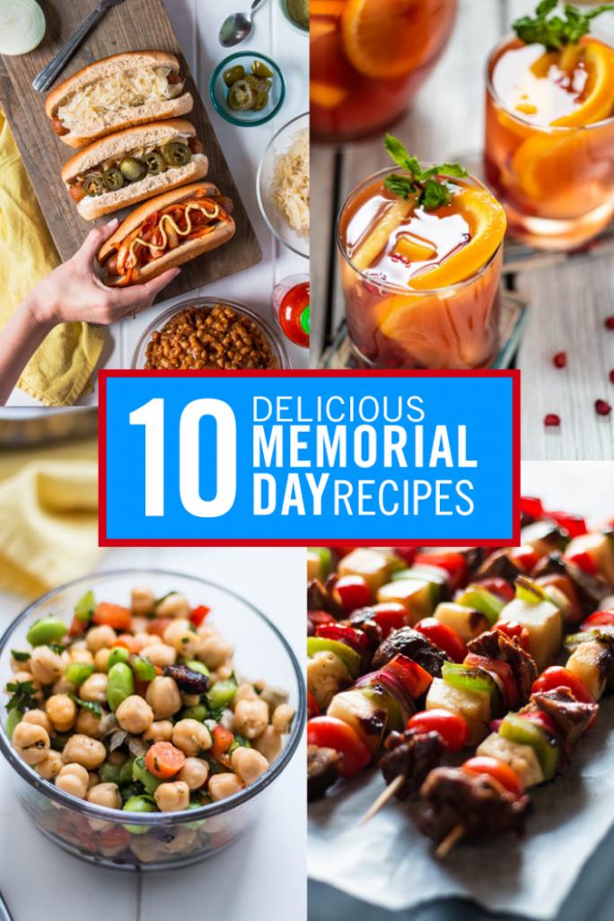 Memorial Day Vegan and Nut-Free Recipe Roundup