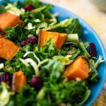 Winter Detox Salad with Orange Vinaigrette
