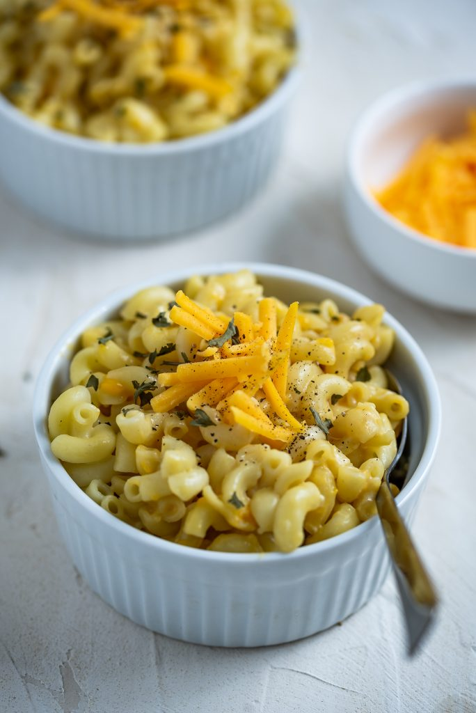 Slow Cooker Mac and Cheese - The Nut-Free Vegan