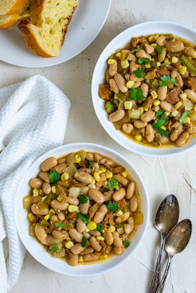 White Bean Chili Nutfreevegan